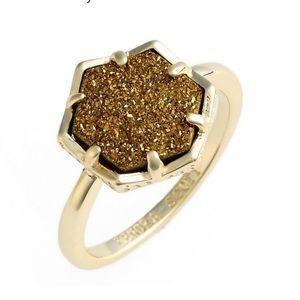 Kendra Scott 'Kylie' Drusy Ring Size 7.5
